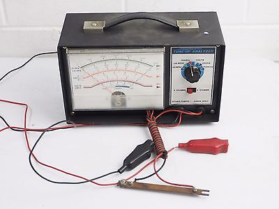MicroNTA Tune Up analyzer Dwell RPM tester