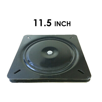 1pc - 13 inch (330mm) Full Ball Bearing Flat Swivel Plate Turntable