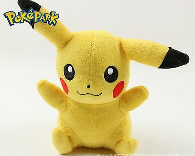 Cute Pokemon Pikachu Plush Toy Soft Doll Kids Christmas Gift Collection 20CM