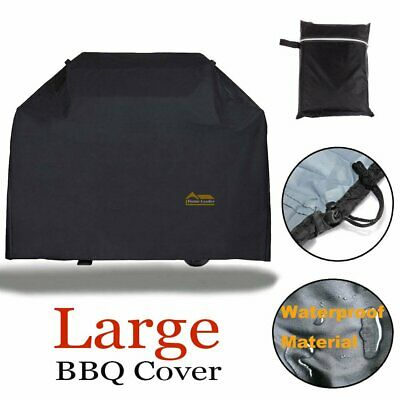 Large BBQ Cover Outdoor Waterproof Barbecue Covers Garden Patio Grill Protector