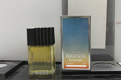 HASCISH HOMME AFTER SHAVE - 100 ml