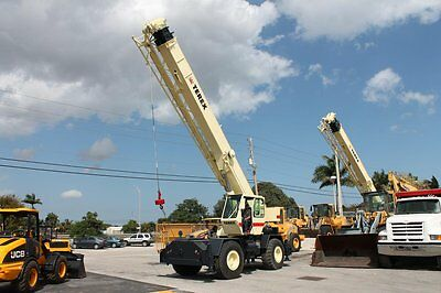 1994 TEREX RT230E Rough Terrain