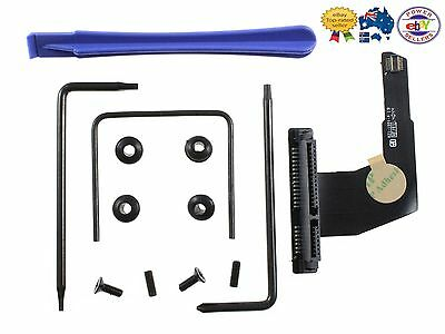 AU For Mac Mini A1347 2nd Hard Drive upper Kit SSD 821-1501-A 076-1412 HDD CABLE