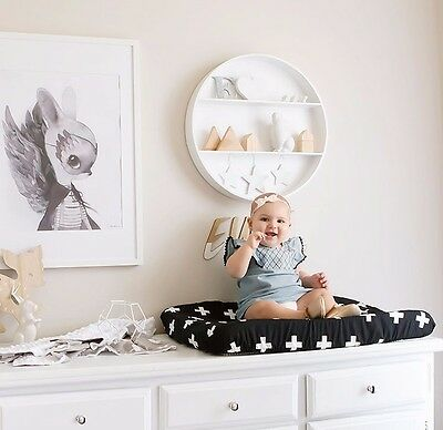 Bambella Designs Baby Change Table Mat Cover - 18 Colours Available