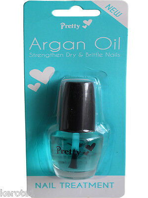 Brittle Nails Argan Oil Strengthen Dry Revive Damaged Broken Nails 15ml