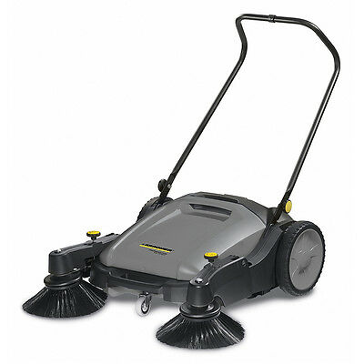 Karcher KM 70/20 2SP Manual Push Sweeper  2 Side brush model 15171060.