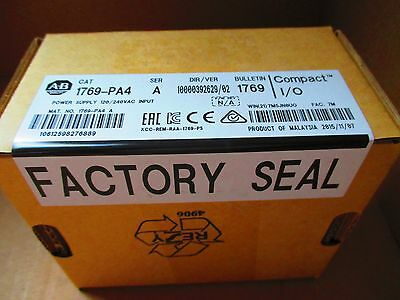 ALLEN BRADLEY 1769-PA4 SER A Power Supply