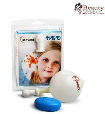 Otovent Glue Ear Treatment Pack blocked Eustachian tubes