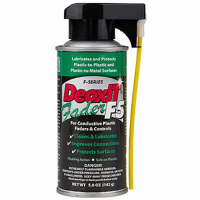 CAIG DeoxIT Fader Lubricant Spray (5 oz) CAIG Laboratories F5S-H6