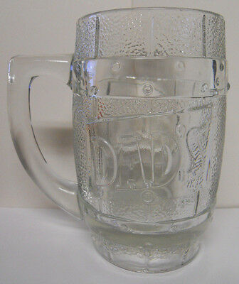 VINTAGE! 1980's Dad's Root Beer Glass Mug