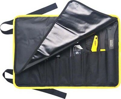 NEW Pedro's Starter Tool Kit Including 19 Tools And Tool Wrap Black
