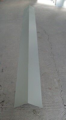 3m METAL/STEEL/TIN FLASHING APEX RIDGE CAPPING FLEXIBLE BARGE BOARD FOR ROOFING