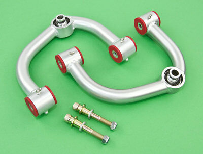 """2005-2015 Tacoma 6-Lug 2WD/4WD Silver Upper Control Arm For 2-4"""" Lift"""