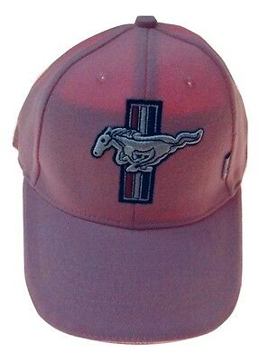 Ford Gt Pony Mustang Hat Cap Pink La S H Official Licensed Product