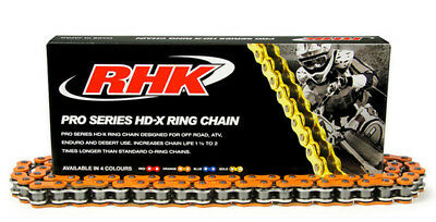 for KTM300 EXC 2000 - 2017 RHK Orange X Ring Chain