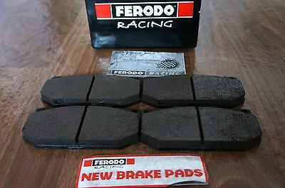 Ferodo DS2500 Front Brake Pads #FCP986H