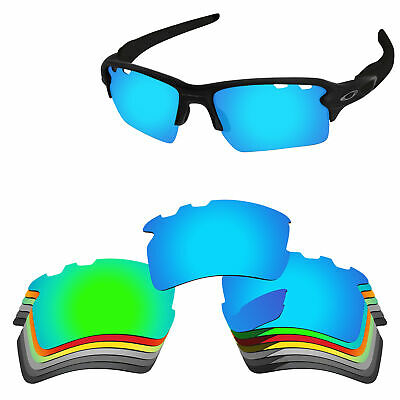 Polarized Replacement Lenses For-Oakley Flak 2.0 XL Vented Multi - Options