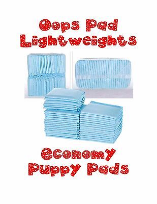 "150ct CHEAP 30x30"" Xtra LARGE Puppy Piddle Pee Pads Dog up to 40lbs 38gr 3 Ply"