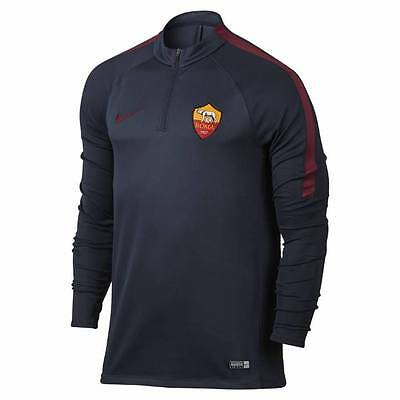 Nike AS Roma Squad Training Drill Top 2016/17 - Mens