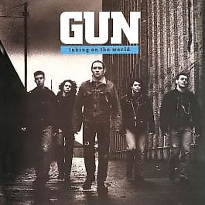 Gun - Taking On The World (25Th Anniversary Edition)