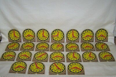 25 Educational Mini Clocks Judy Instructo Home School Time Teching Pieces