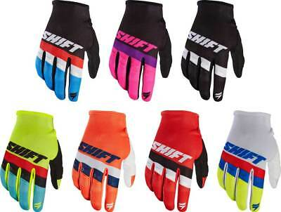 Shift White Label Air Gloves 2017 - MX Motocross Off Road ATV Dirt Bike Gear