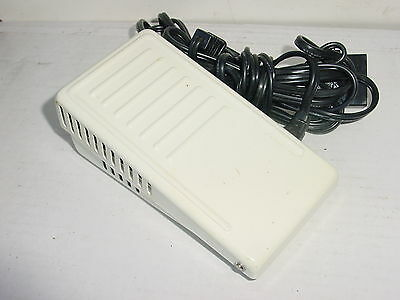 Original OEM Brother Model M 3-Prong Sewing Machine Foot Pedal Speed Controller