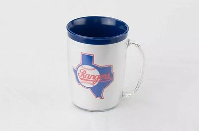 Vintage Texas Rangers coffee mug