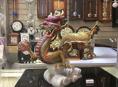 Swarovski Myriad Jinlong 'Flying' Dragon Limited Edition