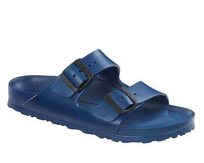 CLEARANCE Birkenstock EVA Arizona WATERPROOF - Navy Narrow - BNIB 129423