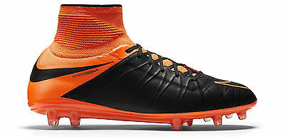 reputable site 8f76a b48d6 NIKE HYPERVENOM PHANTOM II FG Soccer Cleats Sizes 6 13 Orange Black  747501-008