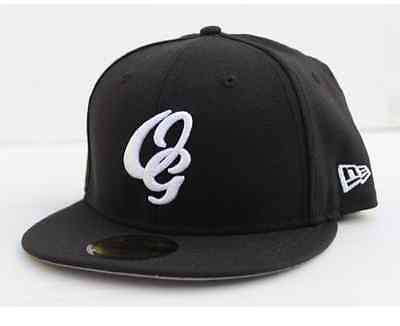 Guerreros de Oaxaca LMB New Era 59FIFTY Black White