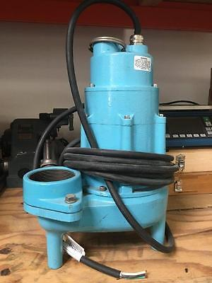Little Giant 20S‑CIM Submersible Sewage Pump, 2HP, 230V