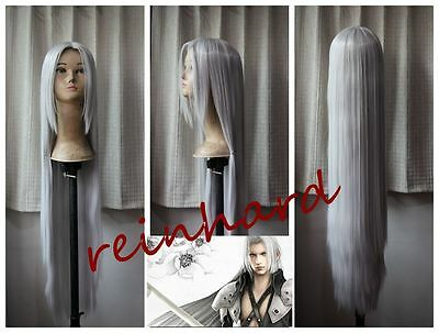 Final Fantasy- Sephiroth cosplay anime Full Wig