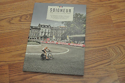 SOIGNEUR Magazine Number 2 Two OUT OF PRINT OOP - Rouleur