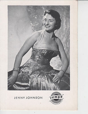 AK Jenny Johnson, 60er