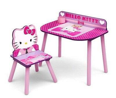 Hello Kitty Desk and Chair Set. Shipping is Free
