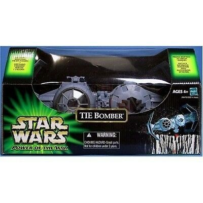 Star Wars Power of the Jedi Tie Bomber. Shipping is Free