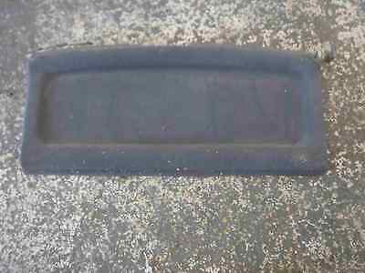 Volkswagen Polo 1999-2003 6N2 Rear Tailgate Boot Parcel Shelf