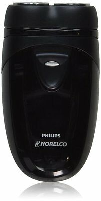 Philips Norelco PQ208/40 2 Head Battery Operated Travel Electric Shave