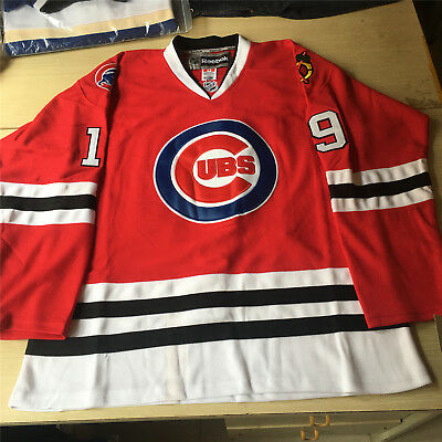 low priced 284b8 a41a2 BRAND NEW NHL Replica Chicago Cubs Hockey Jerseys.Any name ...