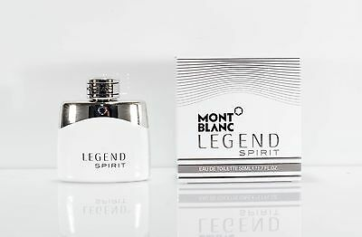 Montblanc Legend Spirit Eau de Toilette EdT 50 ml NEU OVP