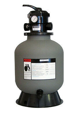 Sand Filter for Above-Ground Swimming Pool - 19 inch diameter