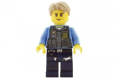 LEGO Figur Minifigure Undercover Chase McCain (cty356