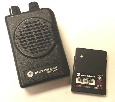 Minitor V vocal pager - Used