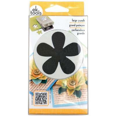 EK tools retro flower daisy large  Punch    approx 2 inch 5 cm E5430106