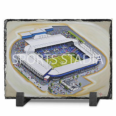 The Hawthorns Stadia Art Slate Presentation - West Bromwich Albion FC