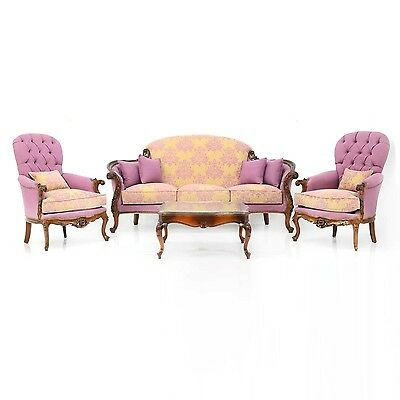 Hand made French style Living Room Set