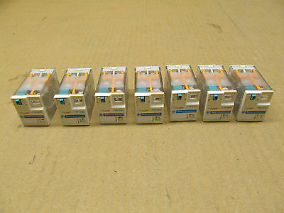 7 New Telemecanique Rpm-21Fd Rpm21Fd Plug In Relay 250 V 15 Amp
