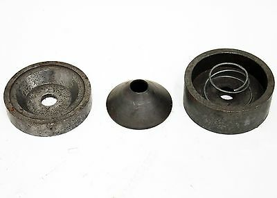 """Ammco Brake Lathe 1"""" Adapter Set For Hubless Rotors Accuturn FMC"""